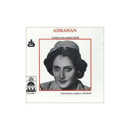 Asmahan - Amahan Vol.2 (1942/44) - Preis vom 06.09.2020 04:54:28 h