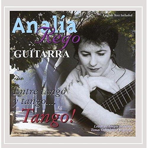 Anala Rego - Entre Tango Y Tango Tango! - Preis vom 27.05.2020 05:01:17 h