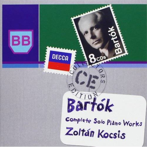 Zoltan Kocsis - Klavierwerke (Ga) - Preis vom 22.10.2019 05:05:54 h