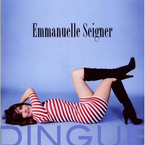 Emmanuelle Seigner - Dingue - Preis vom 16.05.2021 04:43:40 h