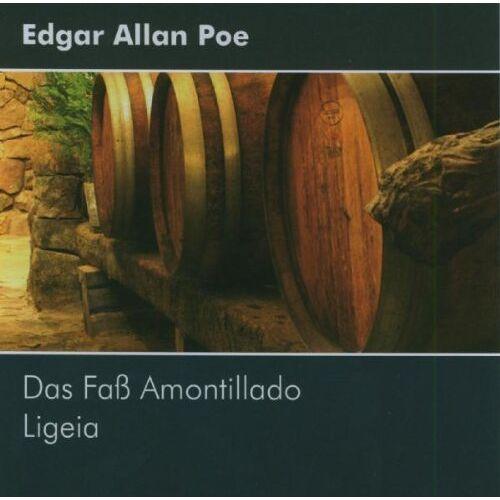 Poe, Edgar Allan - Das Fass Amontillado/Ligeia - Preis vom 06.05.2021 04:54:26 h