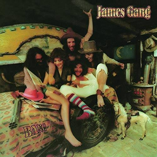 James Gang - Bang (180g Black Vinyl) [Vinyl LP] - Preis vom 12.04.2021 04:50:28 h