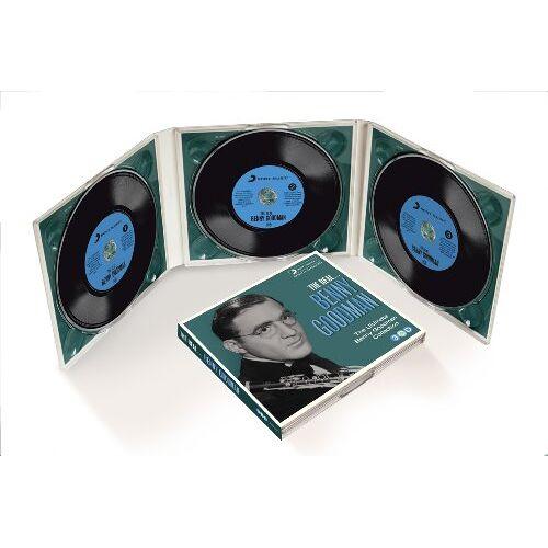 Benny Goodman - The Real Benny Goodman - Preis vom 01.03.2021 06:00:22 h
