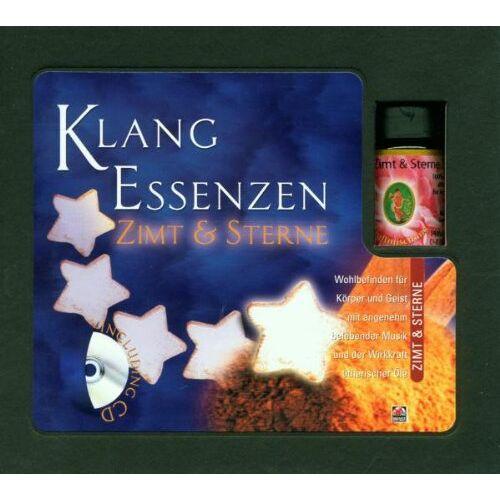 Various - Klangessenzen Zimt & Sterne - Preis vom 10.05.2021 04:48:42 h