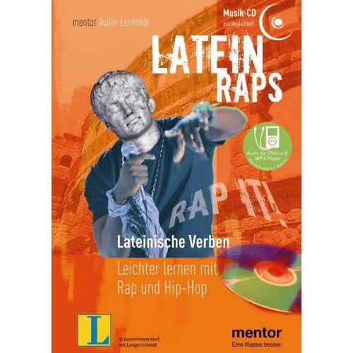 - Latein Raps: Lateinische Verben - Audio-CD mit Begleitheft: Leichter lernen mit Rap und Hip-Hop: Lateinische Verben. Leichter lernen mit Rap und Hip-Hop (mentor Audiolernhilfen) - Preis vom 18.04.2021 04:52:10 h