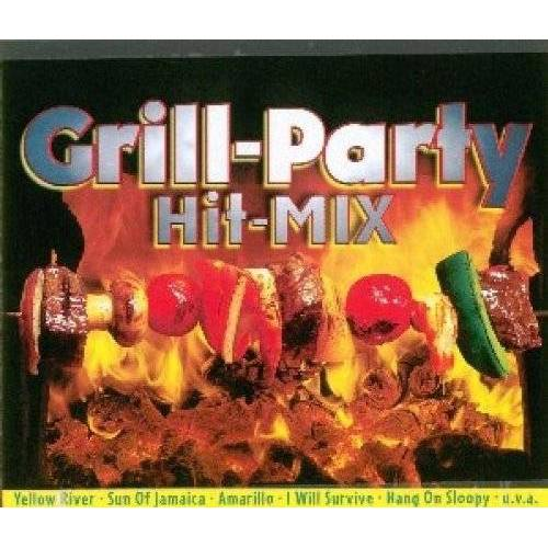 Various - Grill-Party Hit-Mix - Preis vom 23.01.2021 06:00:26 h