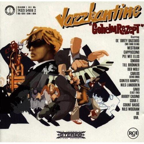 Jazzkantine - Geheimrezept - Preis vom 27.10.2020 05:58:10 h