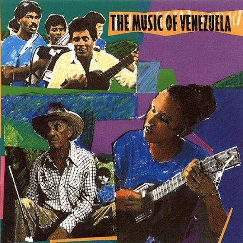 Various - The Music of Venezuela - Preis vom 22.01.2020 06:01:29 h