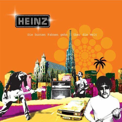 Heinz - Die Bunten Fahnen Gehn Über die Welt - Preis vom 04.09.2020 04:54:27 h