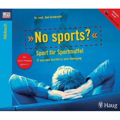 Axel Armbrecht - No Sports? - Preis vom 14.04.2021 04:53:30 h