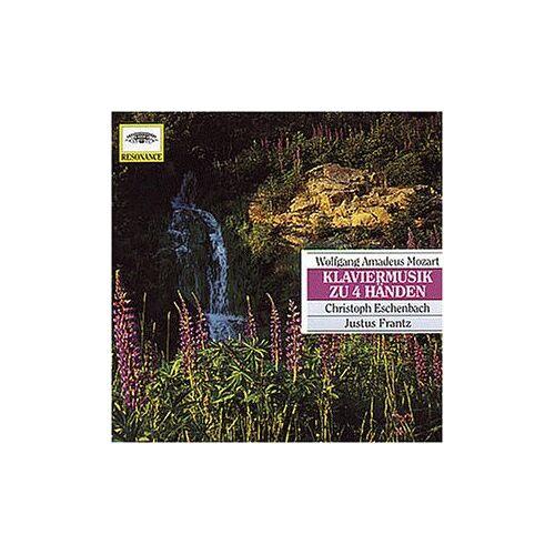 Eschenbach - Resonance - Mozart (Klaviermusik zu 4 Händen) - Preis vom 08.05.2021 04:52:27 h