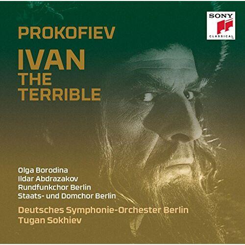Olga Borodina - Ivan the Terrible - Preis vom 14.04.2021 04:53:30 h