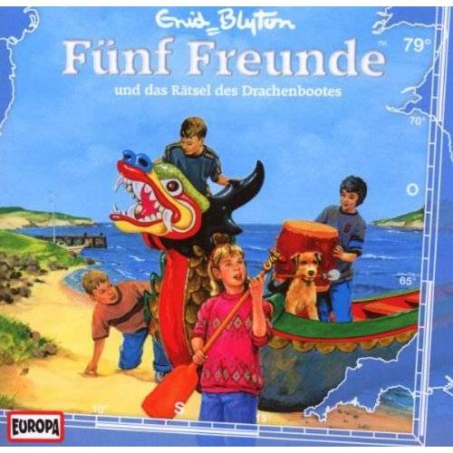 Fünf Freunde - 079/Und Das Rätsel Drachenbootes - Preis vom 07.05.2021 04:52:30 h