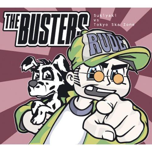 the Busters - Sukiyaki Vs.Tokyo Ska Zone - Preis vom 12.04.2021 04:50:28 h