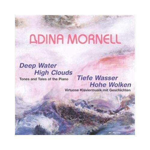 Adina Mornell - Tiefe Wasser, hohe Wolken (Virtuose Klaviermusik mit Geschichten) - Preis vom 20.10.2020 04:55:35 h