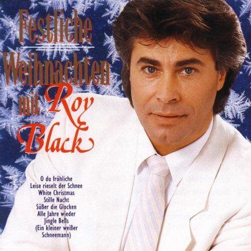 Roy Black - Festliche Weihnachten - Preis vom 27.02.2021 06:04:24 h