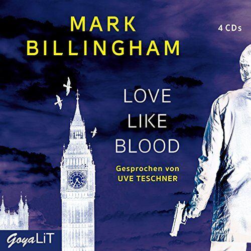 Uve Teschner - Love Like Blood - Preis vom 27.02.2021 06:04:24 h