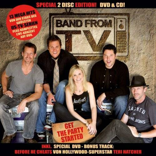 Band from TV - Get the Party Started - Preis vom 24.01.2021 06:07:55 h