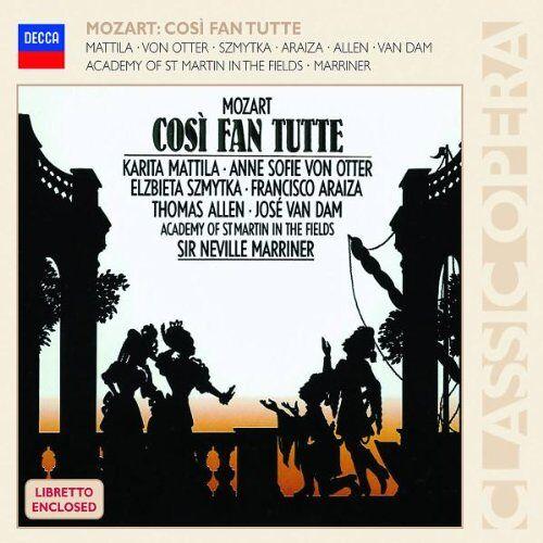 Mattila - Cosi Fan Tutte (Ga) - Preis vom 04.09.2020 04:54:27 h