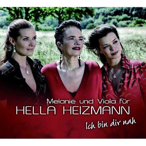 Hella Heizmann - Ich bin dir nah - Preis vom 11.04.2021 04:47:53 h