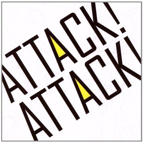 Attack Attack! - Attack! Attack! - Preis vom 15.05.2021 04:43:31 h