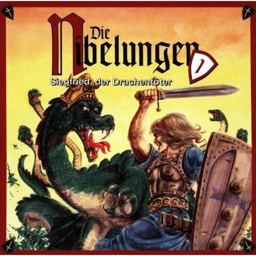 die Nibelungen - Siegfried,der Drachentöter - Preis vom 06.09.2020 04:54:28 h