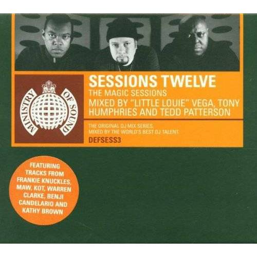 Various - Sessions 12/the Magic Sessions - Preis vom 08.05.2021 04:52:27 h