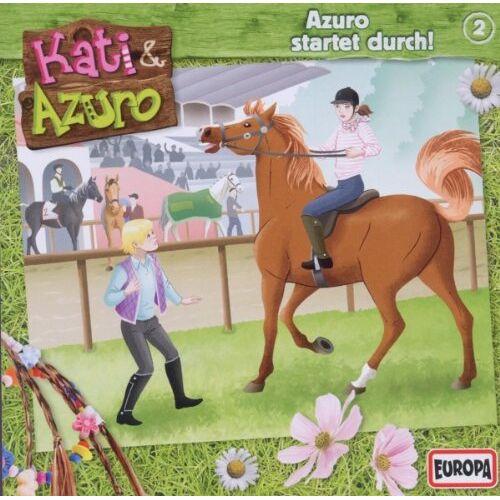 Kati & Azuro - 2: Azuro startet durch - Preis vom 12.05.2021 04:50:50 h