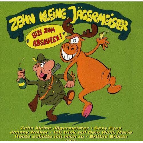 Various - Zehn Kleine Jägermeister - Preis vom 16.10.2020 04:56:20 h