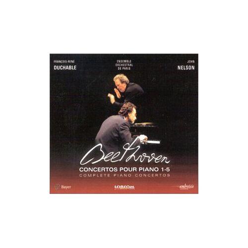 Ensemble Konzert Fuer Klavier Nr1 Op15, Nr2, Nr3 Op37, Nr4, - Preis vom 13.05.2021 04:51:36 h