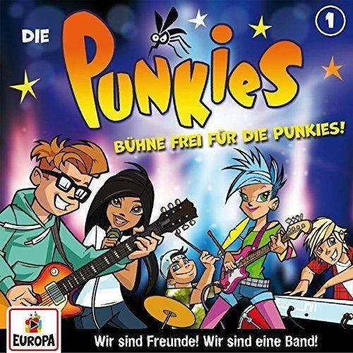 Die Punkies - 001/Bühne frei für die Punkies! - Preis vom 05.09.2020 04:49:05 h
