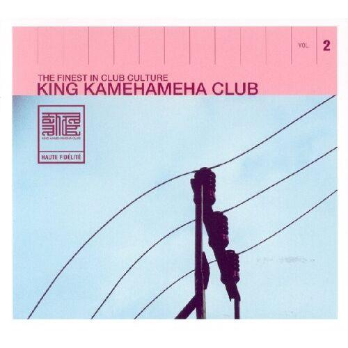 Various - King Kamehameha Club 2 - Preis vom 08.05.2021 04:52:27 h
