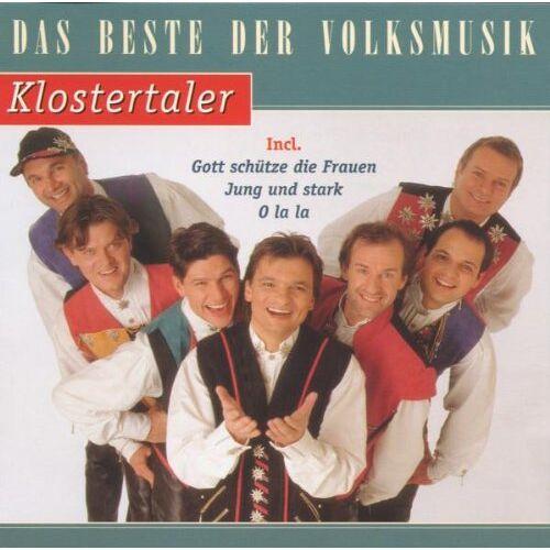 Klostertaler - Das Beste Von...Klostertaler - Preis vom 18.04.2021 04:52:10 h