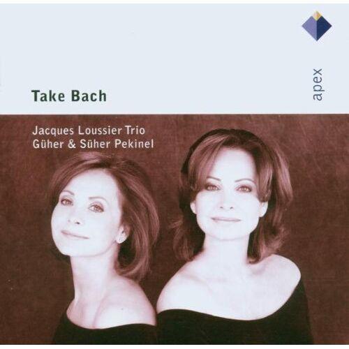 Pekinel, Güher & Süher - Take Bach - Preis vom 12.04.2021 04:50:28 h