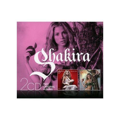 Shakira - Fijacion Oral/Oral Fixation Vol.2 - Preis vom 08.04.2020 04:59:40 h