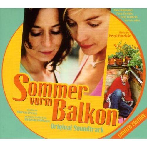 Ost - Sommer Vorm Balkon - Preis vom 12.05.2021 04:50:50 h