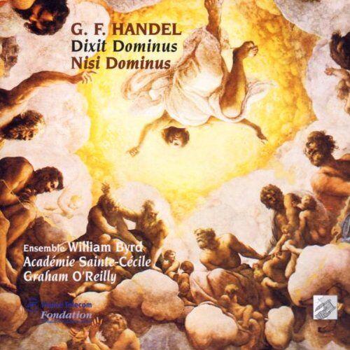 O'Reilly - Dixit Dominus / Nisi Dominus - Preis vom 05.09.2020 04:49:05 h