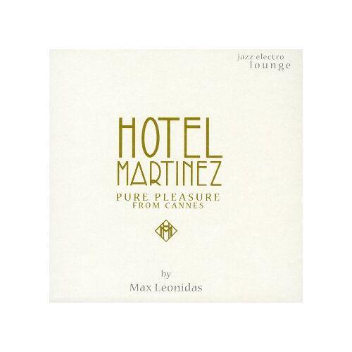 Max Leonidas - Hotel Martinez-Pure Pleasure - Preis vom 05.05.2021 04:54:13 h