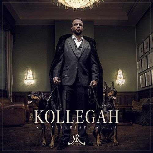 Kollegah - Zuhältertape Volume 4 - Preis vom 16.01.2021 06:04:45 h