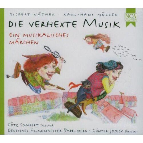 Schubert - Die Verhexte Musik - Preis vom 21.04.2021 04:48:01 h