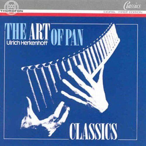 Ulrich Herkenhoff - The Art of Pan - Preis vom 27.02.2021 06:04:24 h