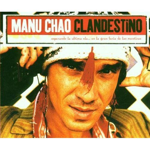 Manu Chao - Clandestino - Preis vom 17.04.2021 04:51:59 h