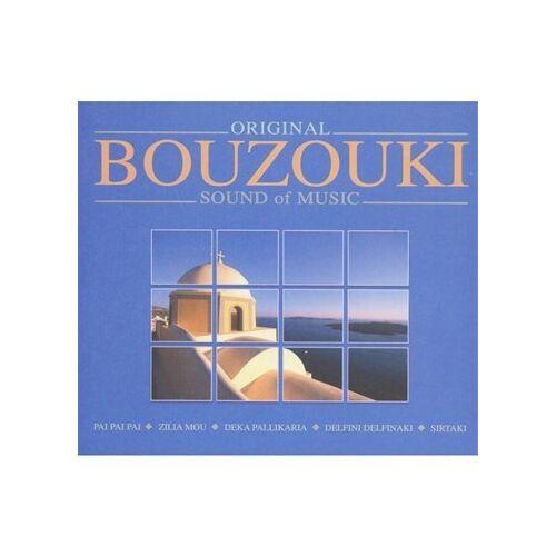Various - Original Bouzouki - Preis vom 23.02.2021 06:05:19 h