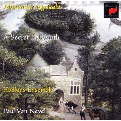 Ensemble Ein Geheimes Labyrinth - Preis vom 13.05.2021 04:51:36 h