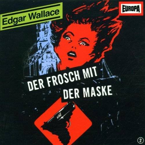 Edgar Wallace 2 - Der Frosch Mit Der Maske - Preis vom 18.04.2021 04:52:10 h