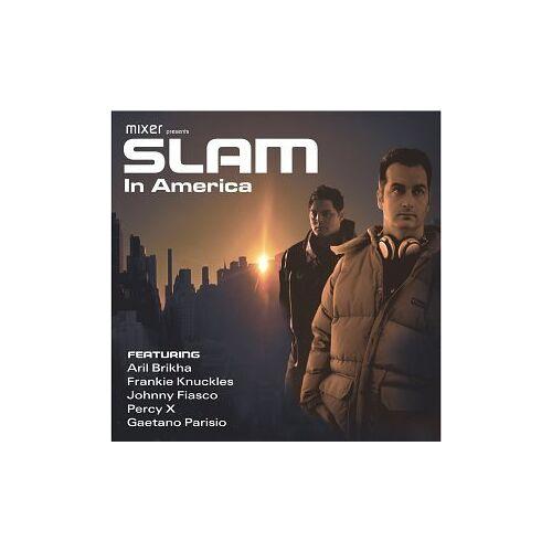 Slam - Mixer Presents Slam in America - Preis vom 18.04.2021 04:52:10 h