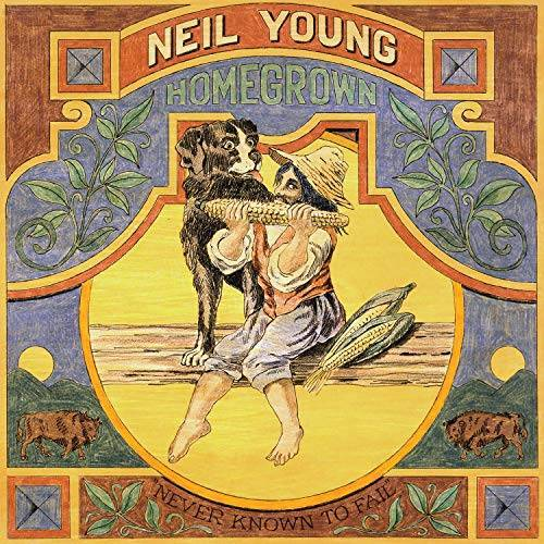 Neil Young - Homegrown - Preis vom 14.04.2021 04:53:30 h