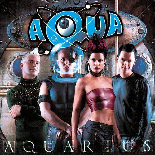 Aqua - Aquarius - Preis vom 12.04.2021 04:50:28 h