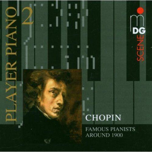 Bösendorfer-Ampico-Selbstspielflügel - Player Piano Vol.2 - Preis vom 23.02.2021 06:05:19 h
