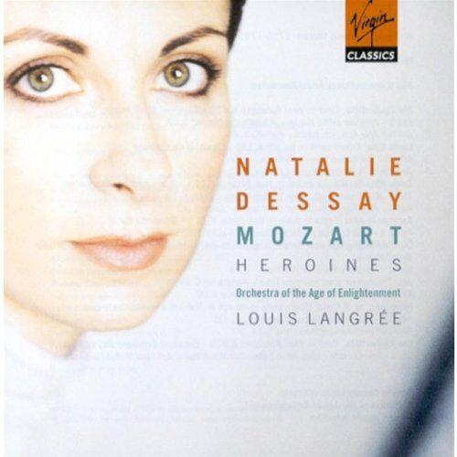 Natalie Dessay - Natalie Dessay ~ Mozart Heroines - Preis vom 20.10.2020 04:55:35 h